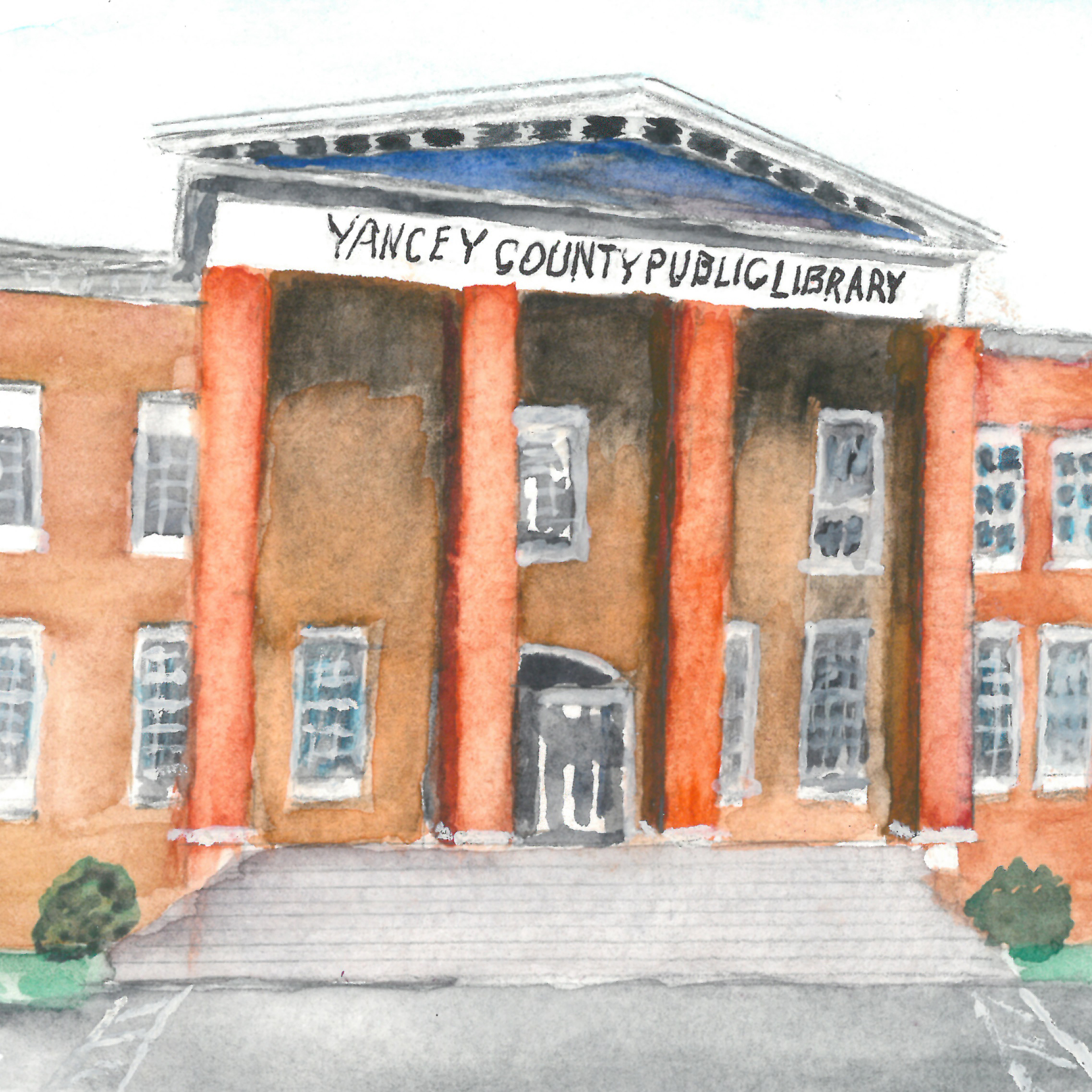 Baby Bookworms Story Time @ Yancey County Public Library